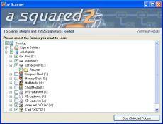 Скриншот 1 из 1 программы a-squared HiJackFree