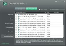 Скриншот 3 из 8 программы IObit Uninstaller