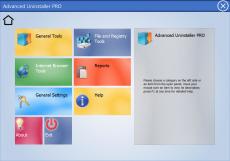Скриншот 5 из 8 программы Advanced Uninstaller
