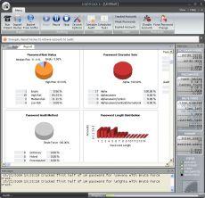 Скриншот 1 из 1 программы L0phtCrack
