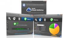 Скриншот 1 из 2 программы Panda Free AntiVirus