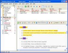 Скриншот 7 из 7 программы WebSite-Watcher 2020 (20.3)