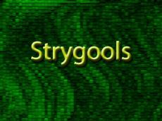 Скриншот 1 из 1 программы Strygools