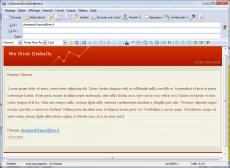 Скриншот 2 из 3 программы DreamMail
