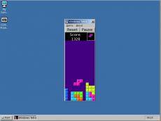 Скриншот 1 из 2 программы ReactOS