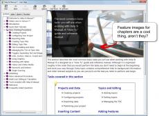 Скриншот 3 из 6 программы Help & Manual