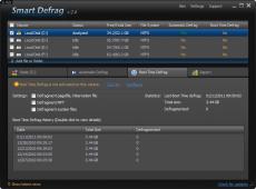Скриншот 4 из 6 программы IObit SmartDefrag