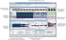 Скриншот 1 из 1 программы Sound Forge 9.0e