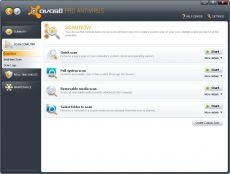Скриншот 1 из 1 программы Avast Antivirus