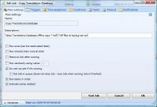 Скриншот 3 из 6 программы VisualCron