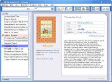 Скриншот 1 из 3 программы All My Books