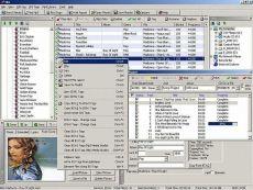Скриншот 1 из 4 программы Zortam Mp3 Media Studio