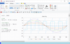 Скриншот 4 из 4 программы RedCrab Calculator
