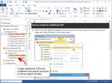 Скриншот 4 из 6 программы Help & Manual