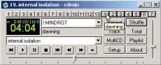 Скриншот 1 из 1 программы CDmin