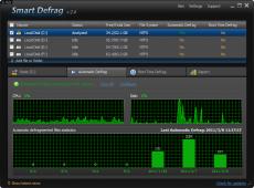 Скриншот 5 из 6 программы IObit SmartDefrag