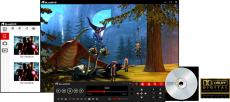 Скриншот 2 из 2 программы BlazeDVD