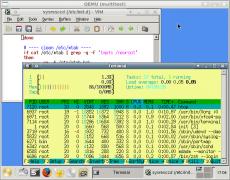 Скриншот 1 из 7 программы SystemRescueCd