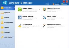 Скриншот 1 из 1 программы Windows