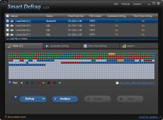 Скриншот 6 из 6 программы IObit SmartDefrag