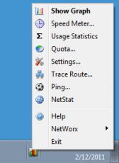 Скриншот 1 из 2 программы NetWorx