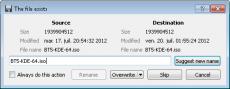 Скриншот 3 из 4 программы Ultracopier