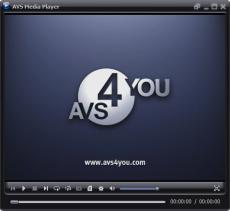 Скриншот 1 из 2 программы AVS Media Player