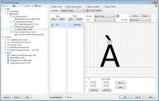Скриншот 1 из 7 программы FontCreator