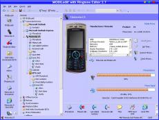 Скриншот 6 из 8 программы MOBILedit!