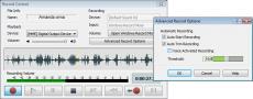 Скриншот 1 из 2 программы WavePad Sound Editor