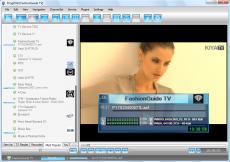 Скриншот 1 из 1 программы ProgDVB + ProgTV