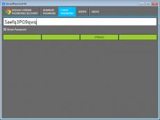Скриншот 3 из 4 программы SecurePassword Kit