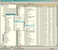 Скриншот 1 из 2 программы Hyena