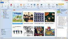 Скриншот 1 из 5 программы Music Label
