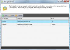 Скриншот 5 из 6 программы VisualCron