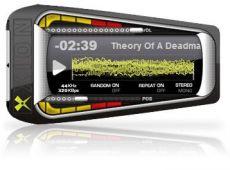 Скриншот 1 из 1 программы Xion Audio Player