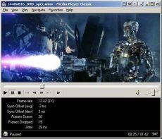 Скриншот 1 из 2 программы Media Player Classic
