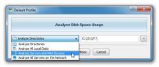 Скриншот 12 из 13 программы Disk Savvy