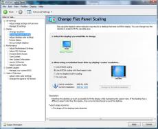 Скриншот 1 из 1 программы Nvidia GeForce Driver (Windows 10/8/7)
