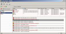 Скриншот 1 из 2 программы NetShareWatcher