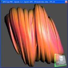 Скриншот 9 из 10 программы GPU Caps Viewer