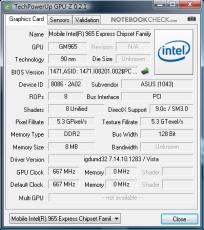 Скриншот 2 из 3 программы GPU-Z