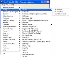 Скриншот 5 из 10 программы Hiren`s BootCD