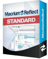 Скриншот 1 из 1 программы Macrium Reflect