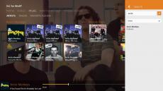 Скриншот 1 из 6 программы VLC for Windows Store