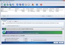 Скриншот 2 из 2 программы Diskeeper Home Edition
