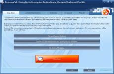 Скриншот 1 из 1 программы DefenseWall Personal Firewall