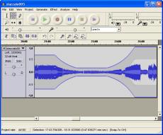 Скриншот 2 из 2 программы Audacity