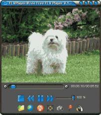 Скриншот 1 из 2 программы FlvPlayer4Free