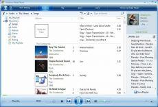Скриншот 1 из 1 программы Windows Media Player